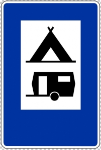camping / caravan facilities at Kerry Cliffs